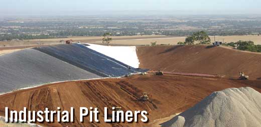 Pit Liner Industrial Pit Liners